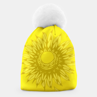 Thumbnail image of Geltainen Beanie, Live Heroes