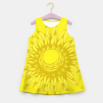 Thumbnail image of Geltainen Girl's Summer Dress, Live Heroes