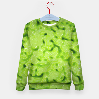 Thumbnail image of Gloop Kid's Sweater, Live Heroes