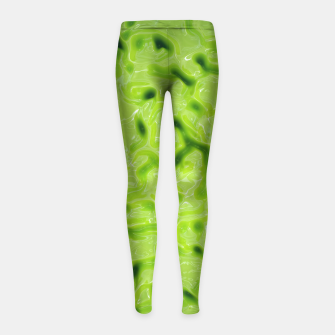 Gloop Girl's Leggings thumbnail image