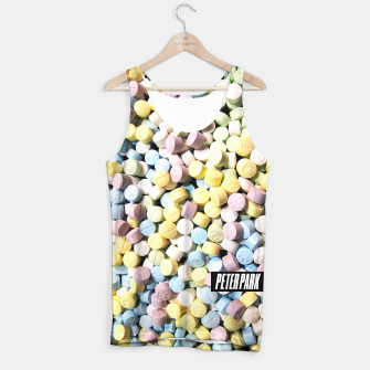 Thumbnail image of PETER PARK TANK TOP (Gender Neutral), Live Heroes
