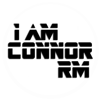 I AM CONNOR RM logo, Live Heroes