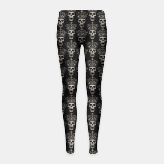 Thumbnail image of Winya No. 96 Girl's Leggings, Live Heroes