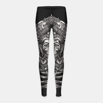 Thumbnail image of Winya No. 21 Girl's Leggings, Live Heroes