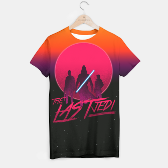 Thumbnail image of The Last Jedi Camiseta, Live Heroes