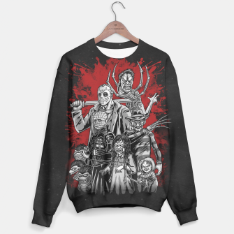 Thumbnail image of Horror League 2.0 Sudadera, Live Heroes