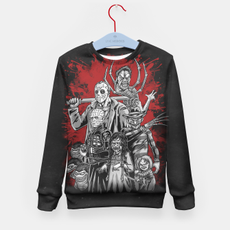 Thumbnail image of Horror League 2.0 Sudadera para niños, Live Heroes