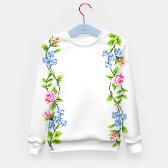 Thumbnail image of Rose Kid's Sweater, Live Heroes