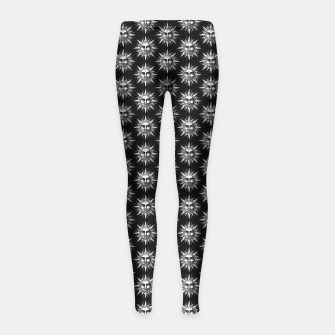 Thumbnail image of Winya No. 101 Girl's Leggings, Live Heroes