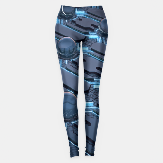 Thumbnail image of Conduct Leggings, Live Heroes