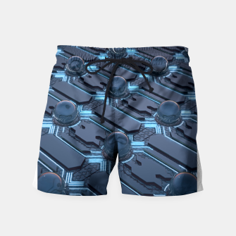 Thumbnail image of Conduct Swim Shorts, Live Heroes