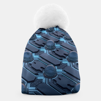 Thumbnail image of Conduct Beanie, Live Heroes