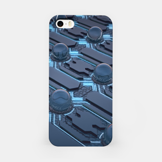 Thumbnail image of Conduct iPhone Case, Live Heroes