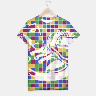 Thumbnail image of Sneakers (Pattern 01) T-shirt, Live Heroes