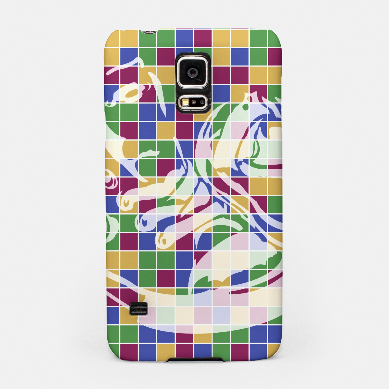 Image of Sneakers (Pattern 01) Samsung Case - Live Heroes