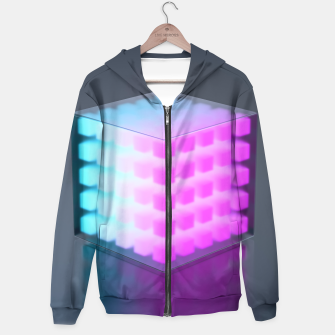 Thumbnail image of Cubic Hoodie, Live Heroes
