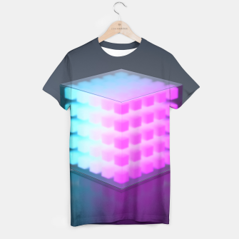 Thumbnail image of Cubic T-shirt, Live Heroes