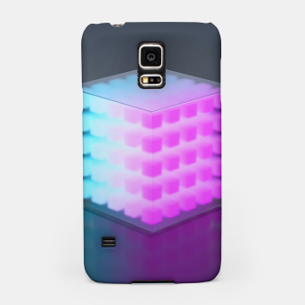 Thumbnail image of Cubic Samsung Case, Live Heroes