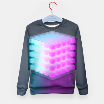 Thumbnail image of Cubic Kid's Sweater, Live Heroes