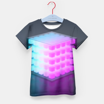 Thumbnail image of Cubic Kid's T-shirt, Live Heroes