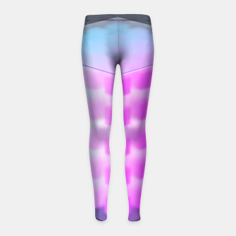 Thumbnail image of Cubic Girl's Leggings, Live Heroes