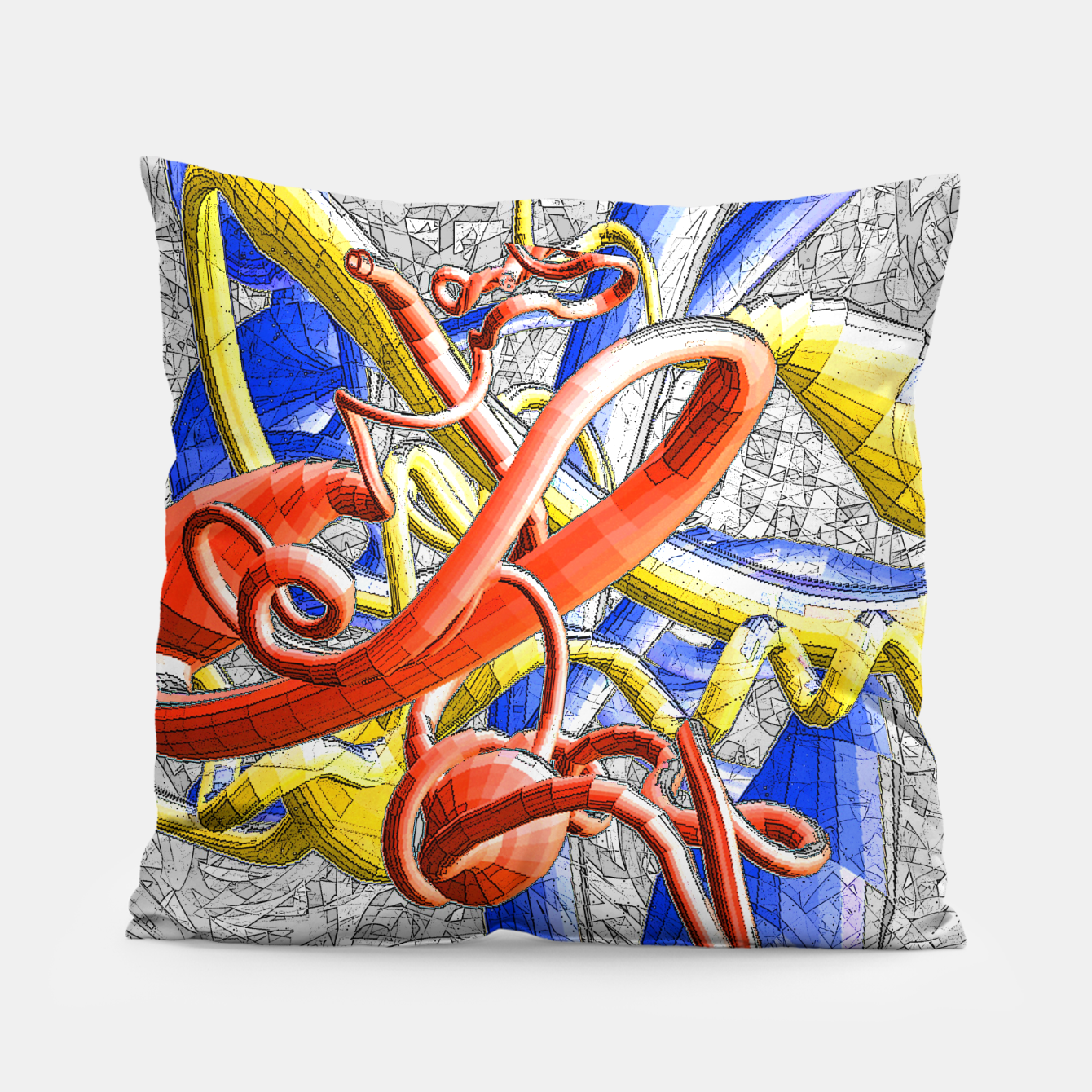 Image of sotm Pillow - Live Heroes