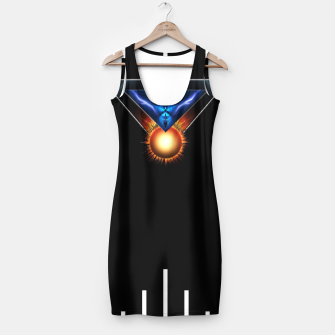 Thumbnail image of Wings Of Lightning Simple Dress, Live Heroes