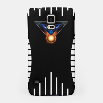 Thumbnail image of Wings Of Lightning Samsung Case, Live Heroes