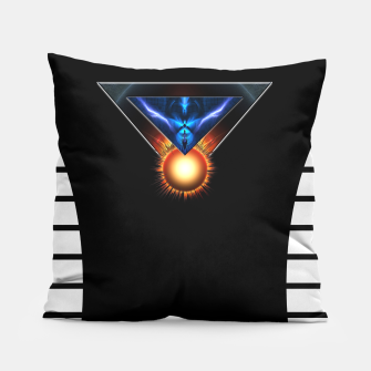 Thumbnail image of Wings Of Lightning Pillow, Live Heroes