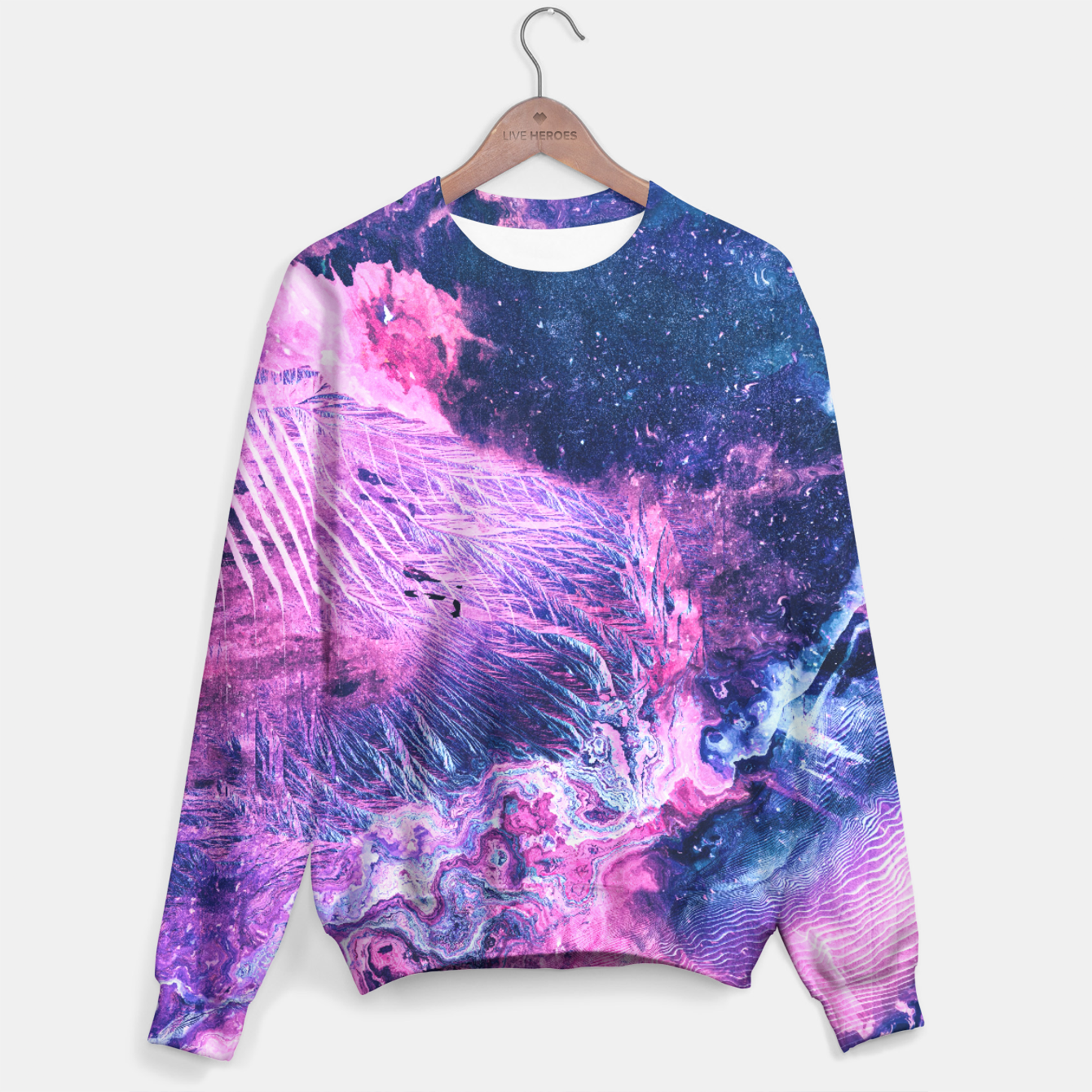 Image of Resistance Sweater - Live Heroes