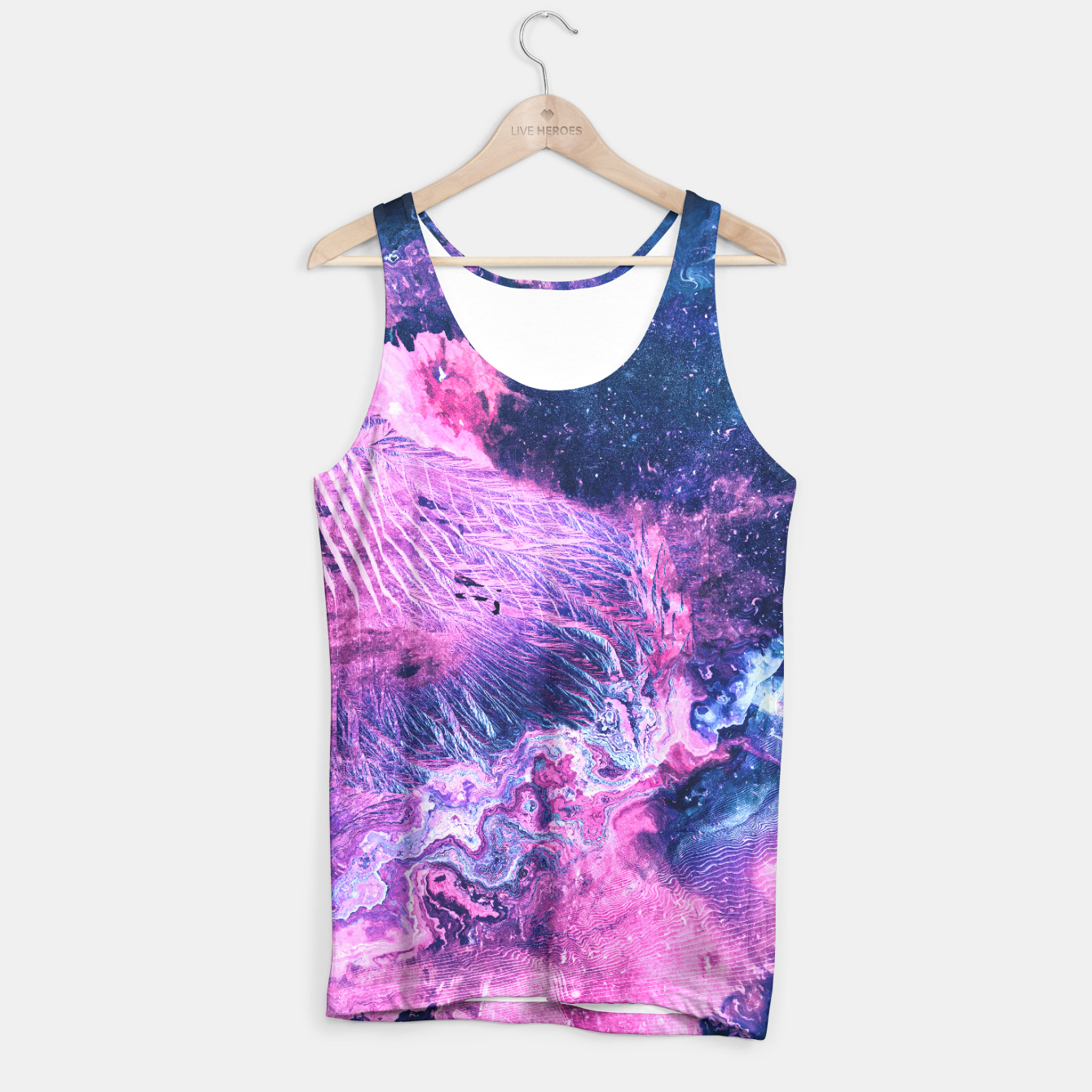 Image of Resistance Tank Top - Live Heroes