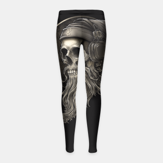 Thumbnail image of Winya No. 99 Girl's Leggings, Live Heroes