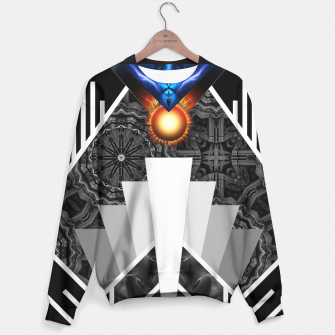 Thumbnail image of Wings Of Lightning Deco Mech Flare Sweater, Live Heroes