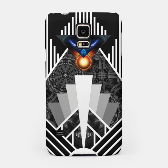 Thumbnail image of Wings Of Lightning Deco Mech Flare Samsung Case, Live Heroes