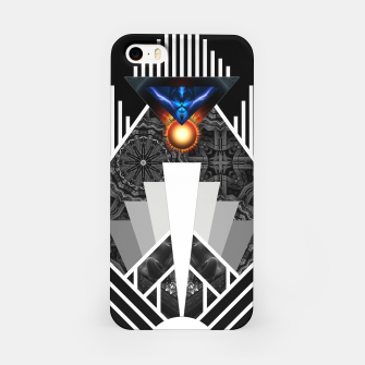 Thumbnail image of Wings Of Lightning Deco Mech Flare iPhone Case, Live Heroes
