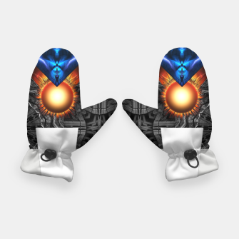 Thumbnail image of Wings Of Lightning Deco Mech Flare Gloves, Live Heroes