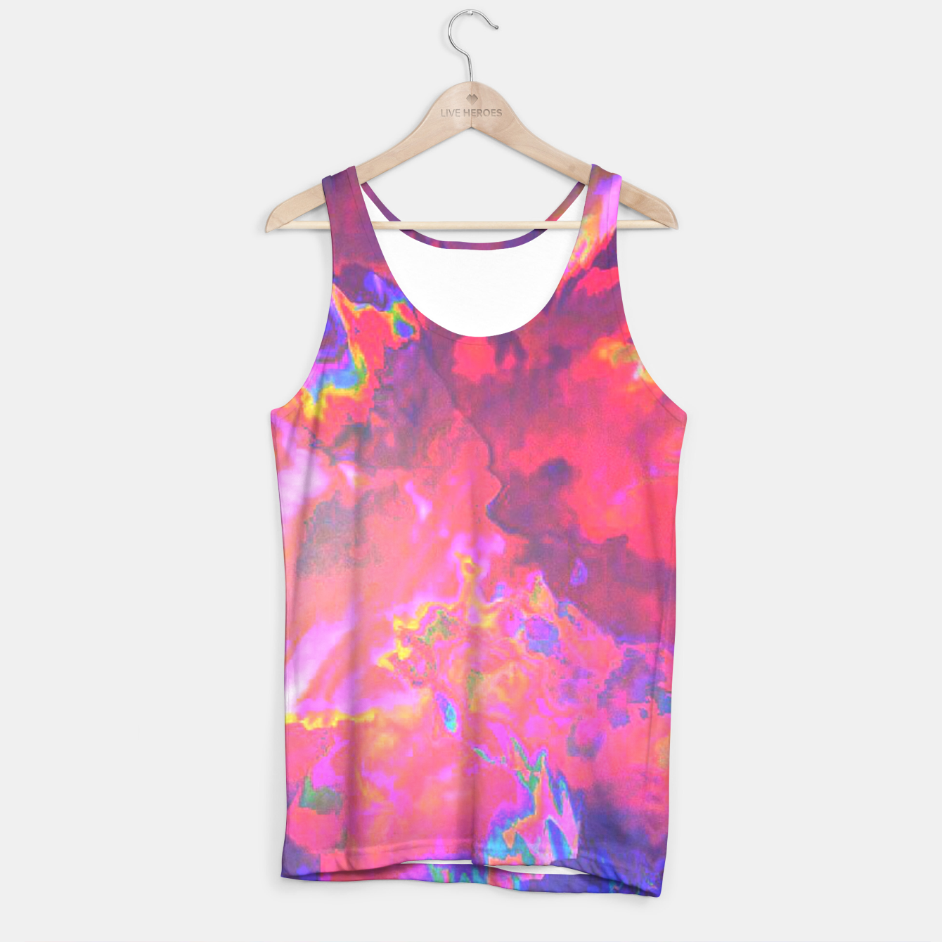 Image of Morphine Tank Top - Live Heroes