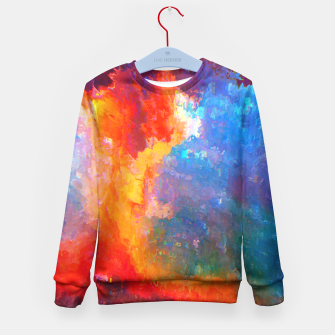 Thumbnail image of Extra Kid's Sweater, Live Heroes