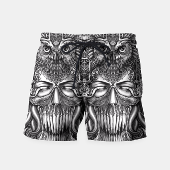 Thumbnail image of Winya No. 61 Swim Shorts, Live Heroes