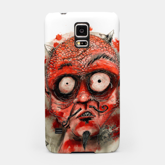 Thumbnail image of I'm Evil? Samsung Case, Live Heroes