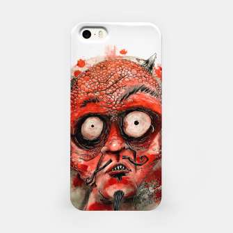 Thumbnail image of I'm Evil? iPhone Case, Live Heroes
