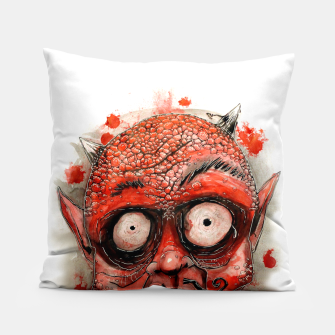 Thumbnail image of I'm Evil? Pillow, Live Heroes