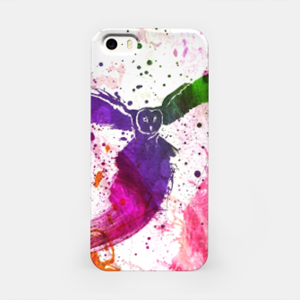 Thumbnail image of Owl Splatter iPhone Case, Live Heroes