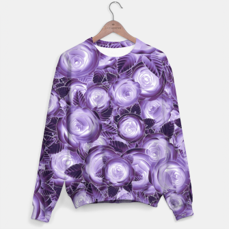 Purple Flush Sweater Bild der Miniatur