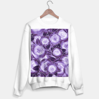 Purple Flush Sweater regular Bild der Miniatur