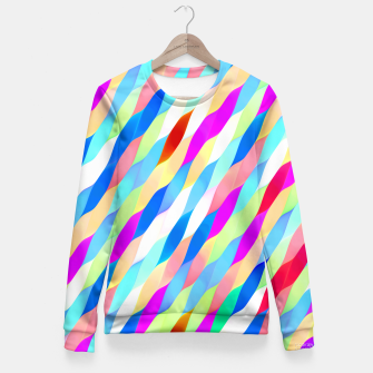 Thumbnail image of Colorful Algorithmic Pattern CP02  Pull ajusté, Live Heroes