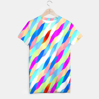 Thumbnail image of Colorful Algorithmic Pattern CP02  T-shirt, Live Heroes