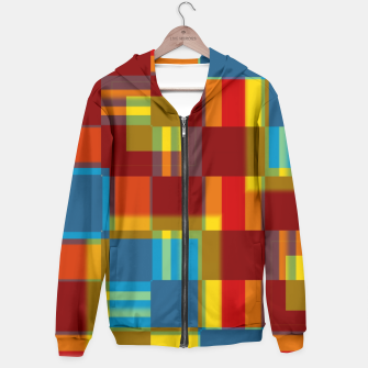 Thumbnail image of Something Square Hoodie, Live Heroes