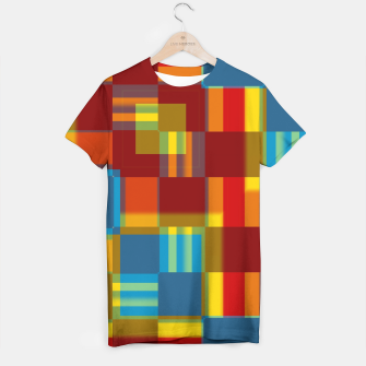 Thumbnail image of Something Square T-shirt, Live Heroes