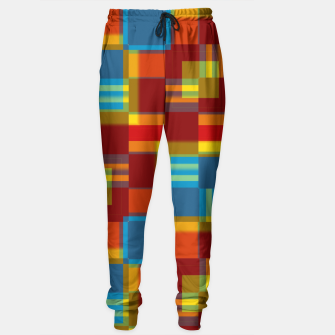 Thumbnail image of Something Square Sweatpants, Live Heroes